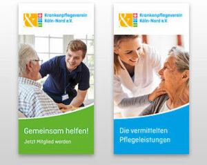 Vorschau aktuelle Folder Pflege Köln Nord